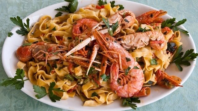 cooking-school-07.fettuccine e scampi